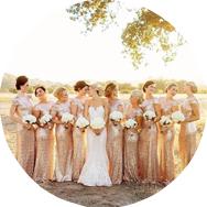 Best Gold Bridesmaid Dresses Canada