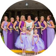 Best Purple Bridesmaid Dresses Canada
